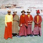 Monks of Lubo monastery, Changma