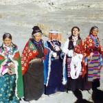 Ladies of Tang performing the ancient Shun dances