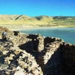 Bon ruins at Lake Darok