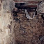 The interior of a pre-Buddhist all-stone corbelled edifice