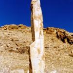 Lone stele