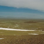 The vastness of the northern Chang thang