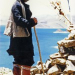 Yardrok Yumtso in 1987