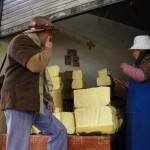 Tasting Butter in Lhasa 2008