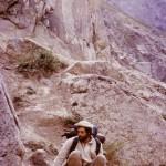 Trekking in Zanskar 1984