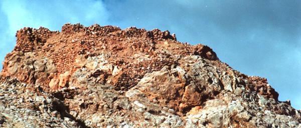 Fig. 5. Ruins of Brave and Strong Hero Pasture (Dpa'-ngar gzhung khang-gog)