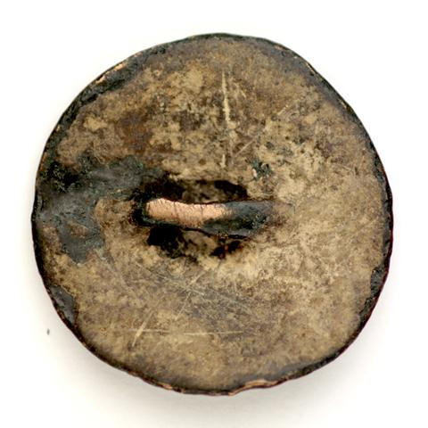Fig. 24. Rear of button in fig. 23. Photo: Bob Brundage.